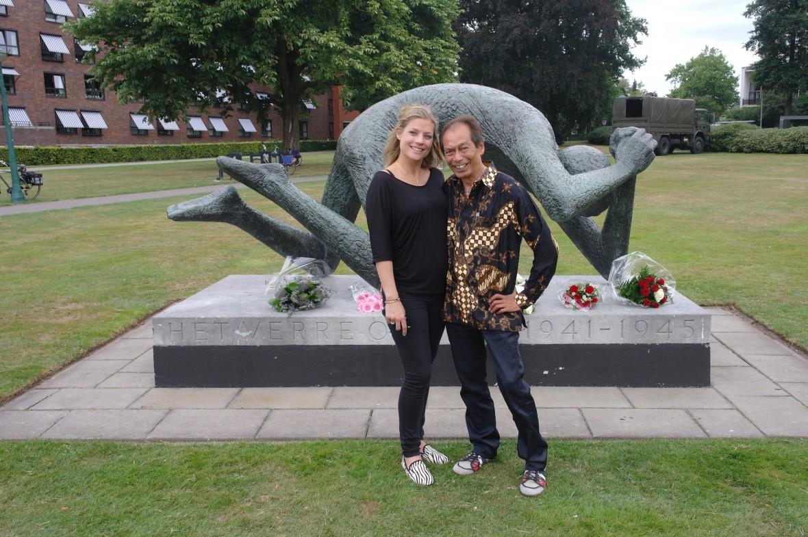 Esther Pierweijer - Wouter Muller 15-8-2013